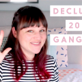 declutter 2018 #1 intro thumbnail